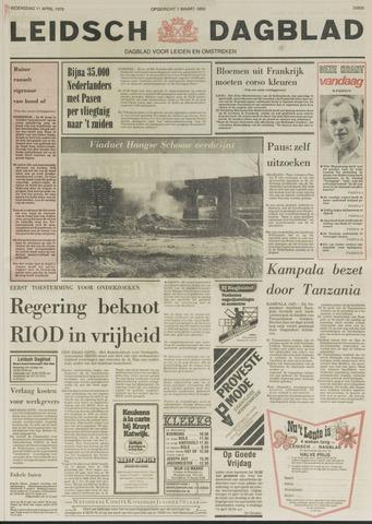 Leidsch Dagblad 1979-04-11