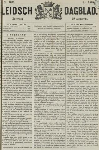 Leidsch Dagblad 1868-08-29