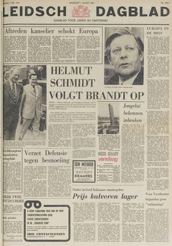 Leidsch Dagblad 1974-05-07