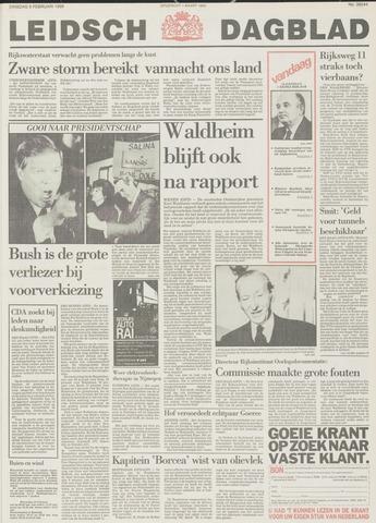 Leidsch Dagblad 1988-02-09