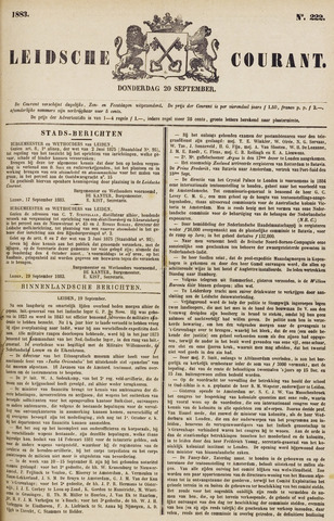 Leydse Courant 1883-09-20