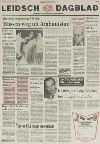 Leidsch Dagblad 1980-01-15