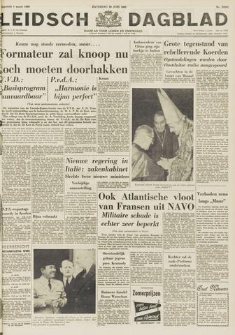 Leidsch Dagblad 1963-06-22