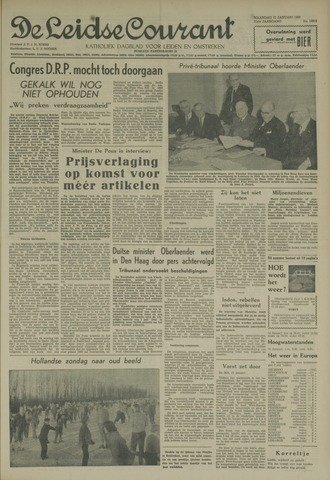 Leidse Courant 1960-01-11