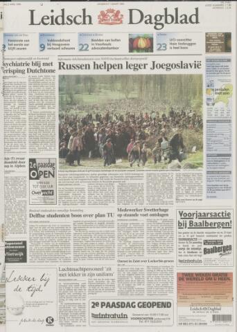 Leidsch Dagblad 1999-04-02