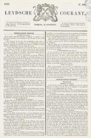 Leydse Courant 1855-08-24