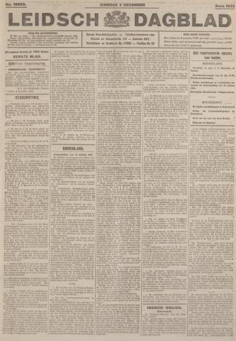 Leidsch Dagblad 1923-12-04