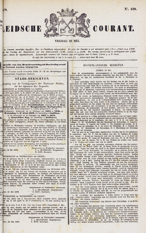 Leydse Courant 1879-05-23