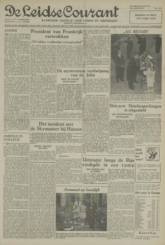 Leidse Courant 1954-07-26