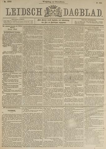 Leidsch Dagblad 1901-10-04