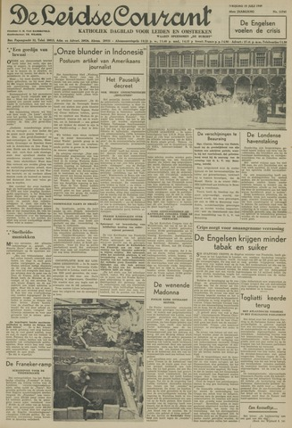 Leidse Courant 1949-07-15