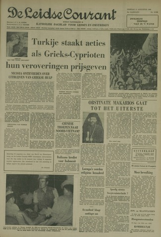 Leidse Courant 1964-08-11