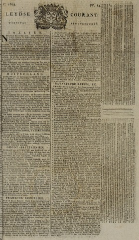 Leydse Courant 1803-02-02