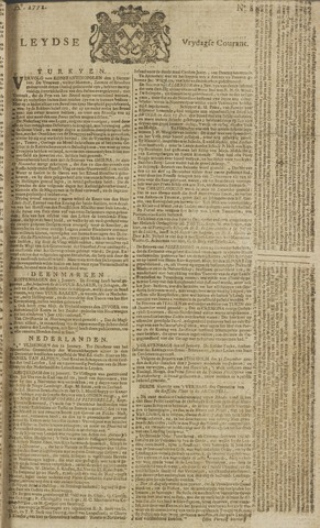 Leydse Courant 1772-01-17