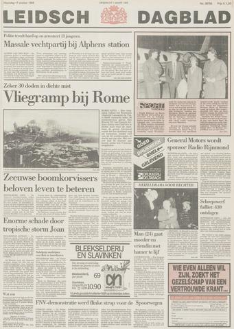 Leidsch Dagblad 1988-10-17