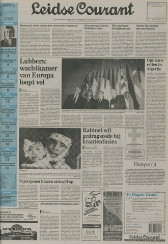 Leidse Courant 1992-02-08
