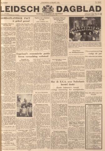 Leidsch Dagblad 1949-03-16