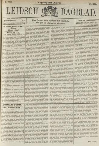 Leidsch Dagblad 1892-04-22