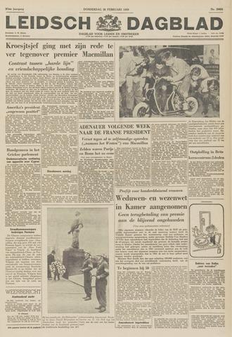 Leidsch Dagblad 1959-02-26