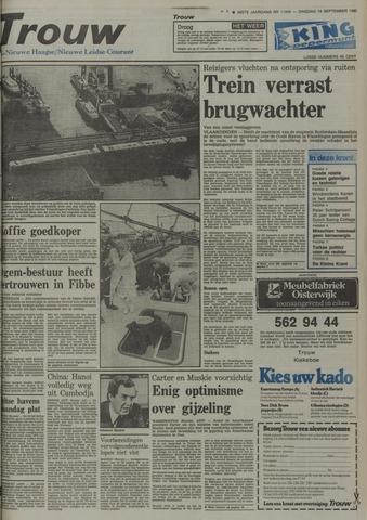 Nieuwe Leidsche Courant 1980-09-16