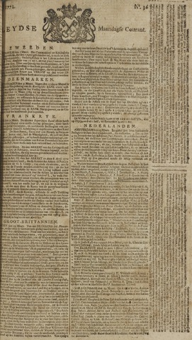 Leydse Courant 1771-03-25