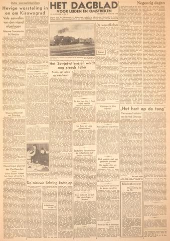 Dagblad voor Leiden en Omstreken 1944-01-10