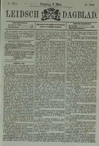 Leidsch Dagblad 1880-05-07