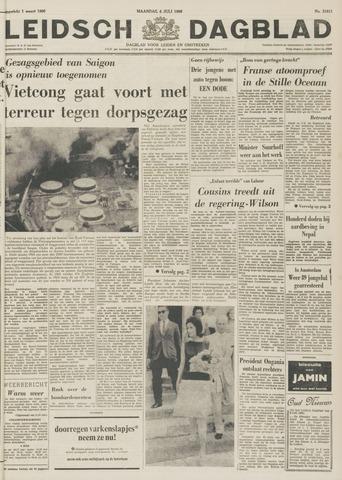 Leidsch Dagblad 1966-07-04