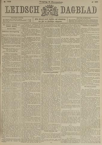 Leidsch Dagblad 1907-11-08