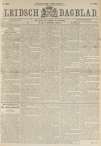 Leidsch Dagblad 1893-12-07