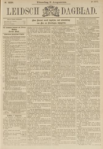 Leidsch Dagblad 1893-08-08