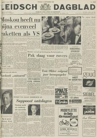 Leidsch Dagblad 1968-09-13