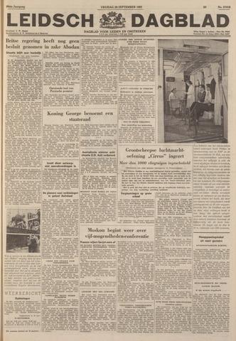 Leidsch Dagblad 1951-09-28