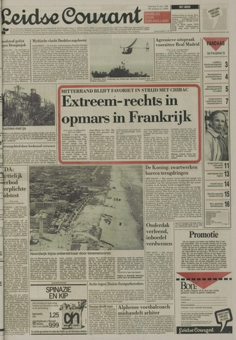Leidse Courant 1988-04-25