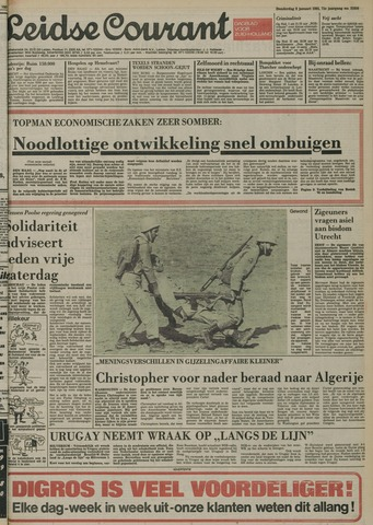 Leidse Courant 1981-01-08