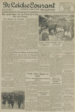 Leidse Courant 1949-02-24