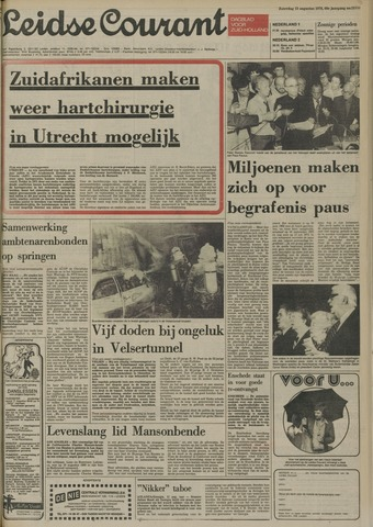 Leidse Courant 1978-08-12
