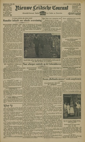 Nieuwe Leidsche Courant 1947-05-07