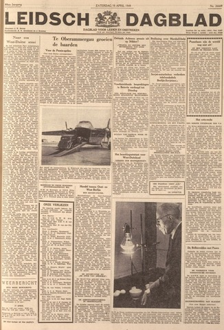 Leidsch Dagblad 1949-04-16