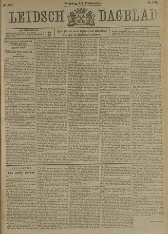 Leidsch Dagblad 1907-02-15