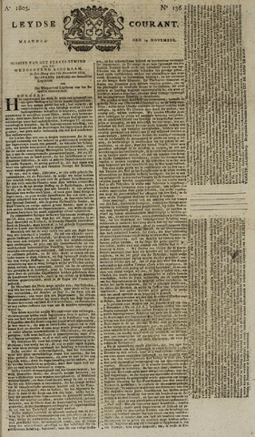 Leydse Courant 1803-11-14