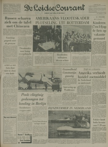 Leidse Courant 1969-10-20