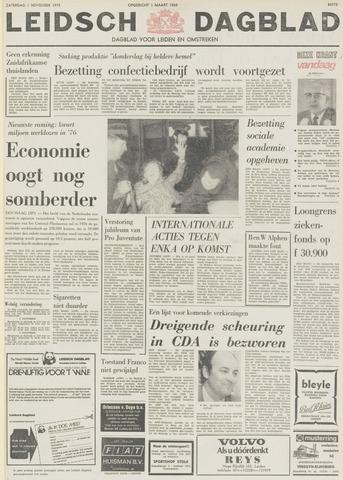 Leidsch Dagblad 1975-11-01