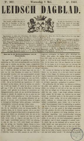 Leidsch Dagblad 1861-05-01