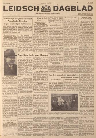 Leidsch Dagblad 1947-06-17