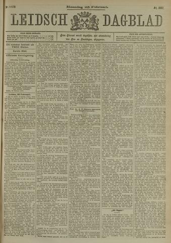 Leidsch Dagblad 1907-02-25