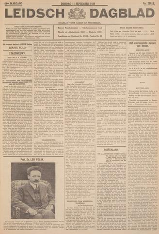 Leidsch Dagblad 1928-09-11