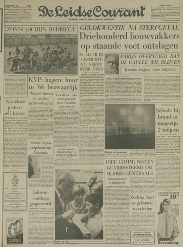 Leidse Courant 1965-10-08