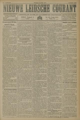 Nieuwe Leidsche Courant 1927-05-24
