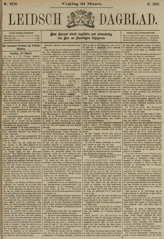 Leidsch Dagblad 1890-03-21
